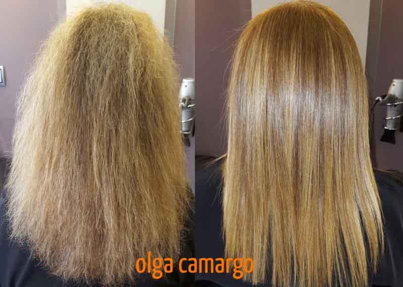mechas balayages realizadas en Olga Camargo Perruqueria i Estètica 4
